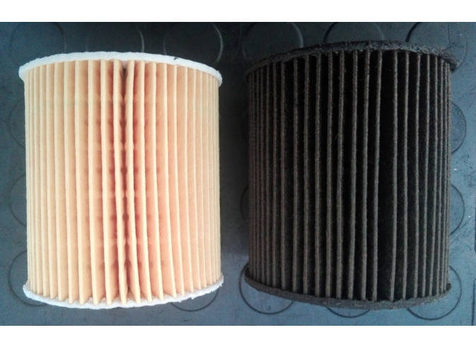BMW oil filters