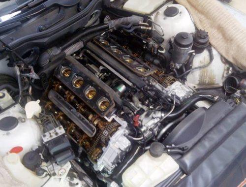M5 Engine