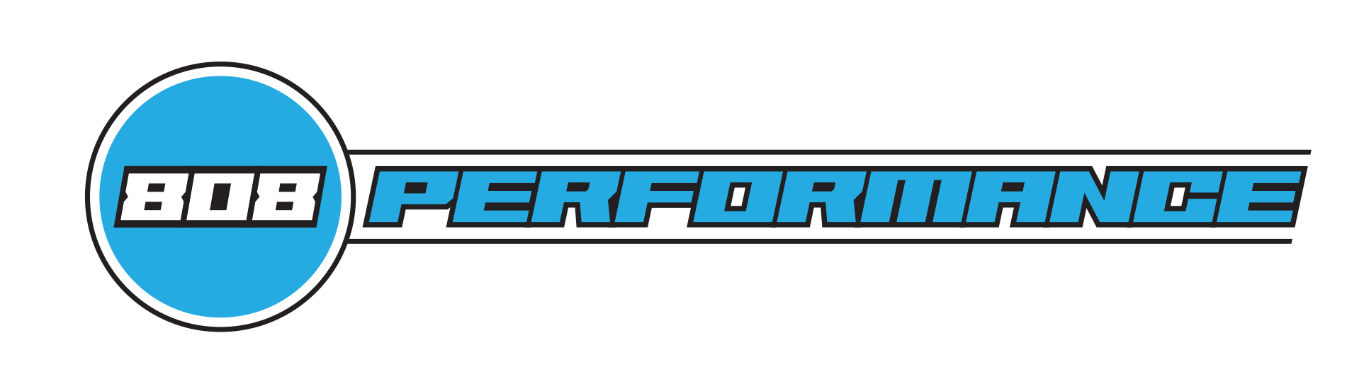 808 Performance logo
